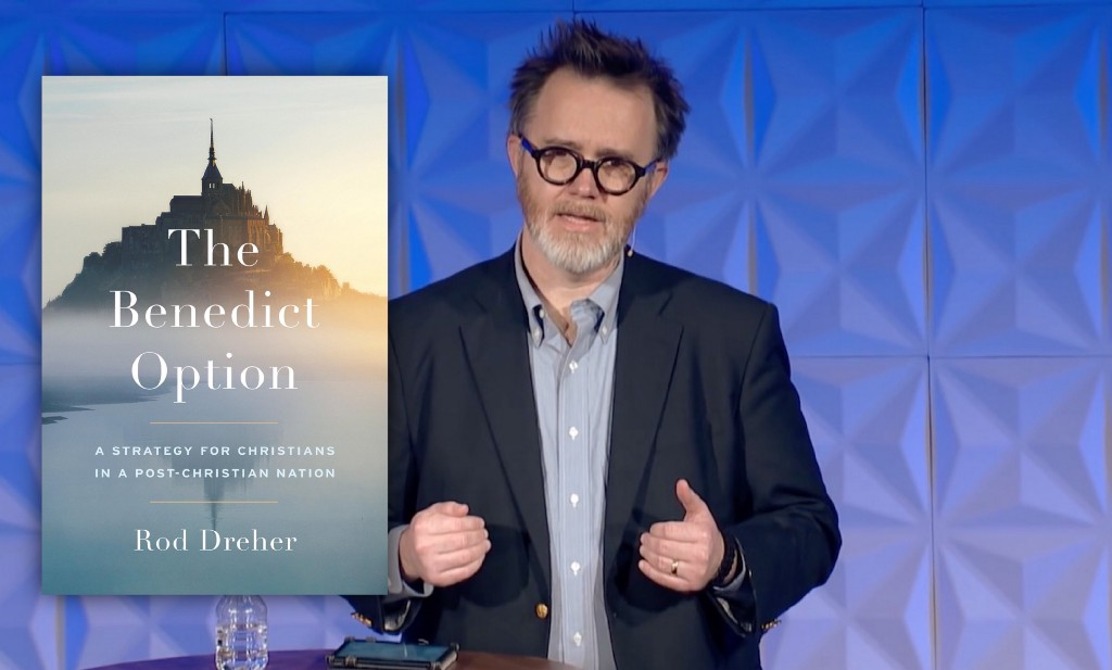 An atheist and a Christian review 'The Benedict Option,' a guide to hiding from queer people