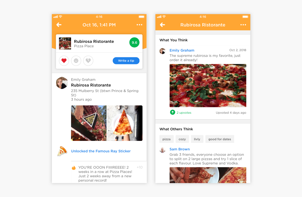 screenshots of Swarm 6.0
