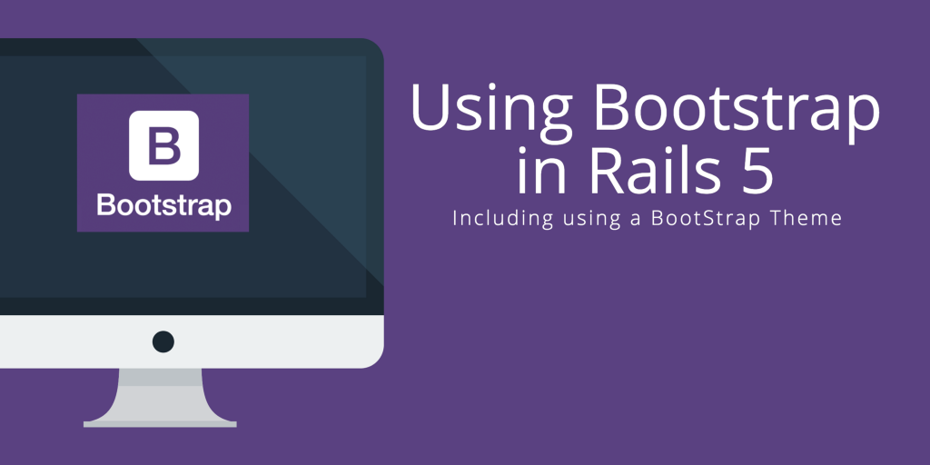 Integrating Bootstrap into Rails 5