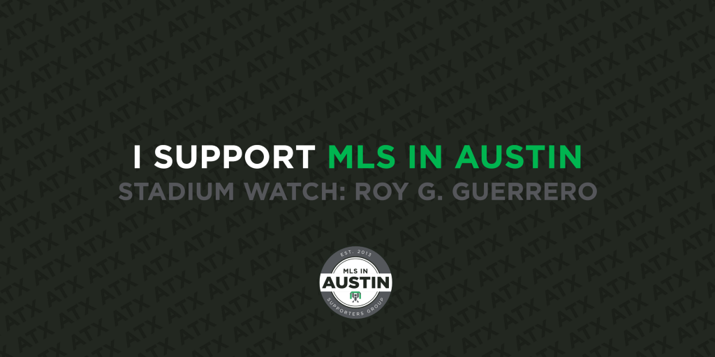 MLS in Austin Stadium Watch: Roy G. Guerrero Park