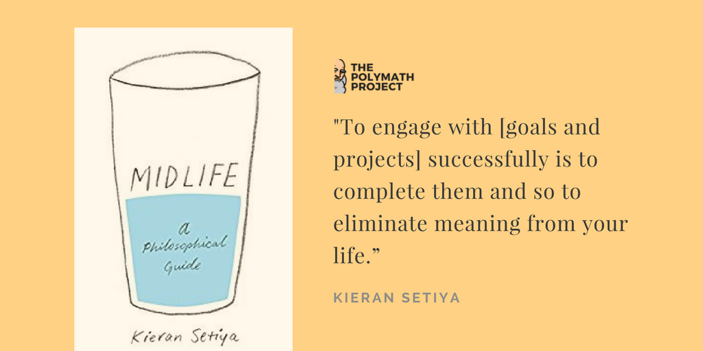 Mit Professor Kieran Setiya On The Living In The Present The