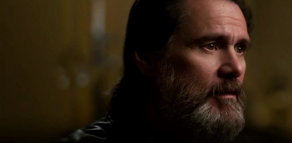 how s jim carrey going to end the coffeelicious medium