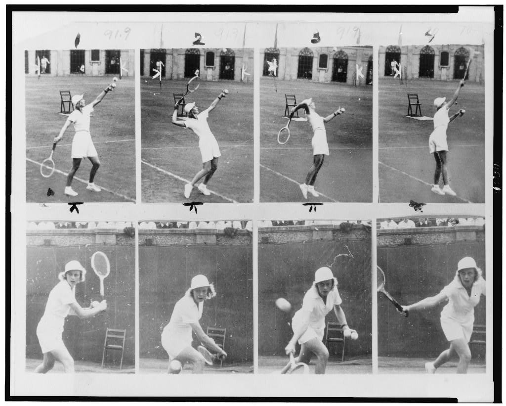 Alice Marble Wonder Woman of Tennis & More – Library of Congress