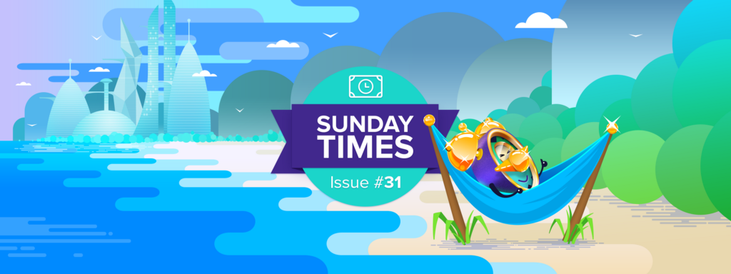 Sunday TIMEs Issue #31