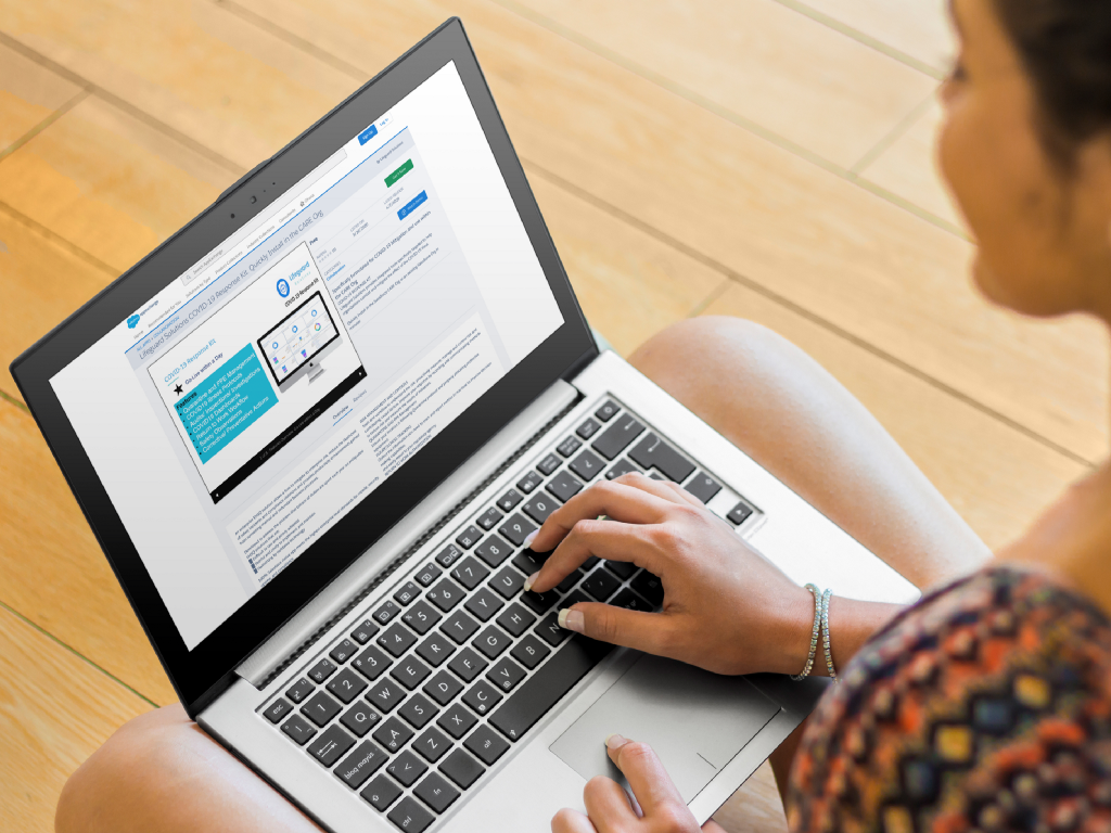 Lifeguard Solutions Built an AppExchange App to Combat COVID-19