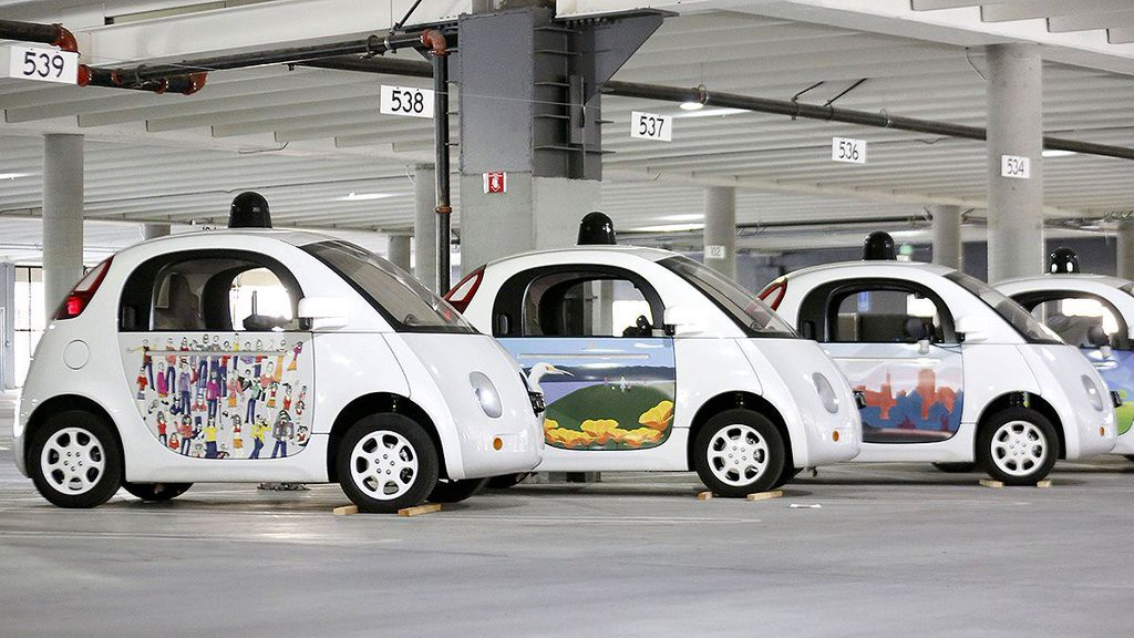 the future of cars is slow the nearly now