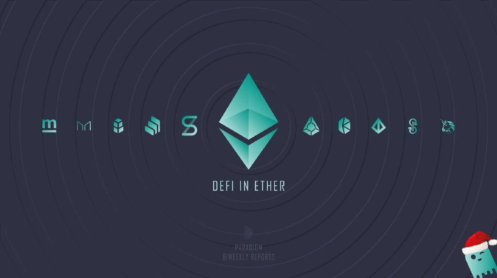 DeFi in Ether: $17B in DeFi this week, 1INCH token is here, Curve sETH pool is live, PieDAO is…