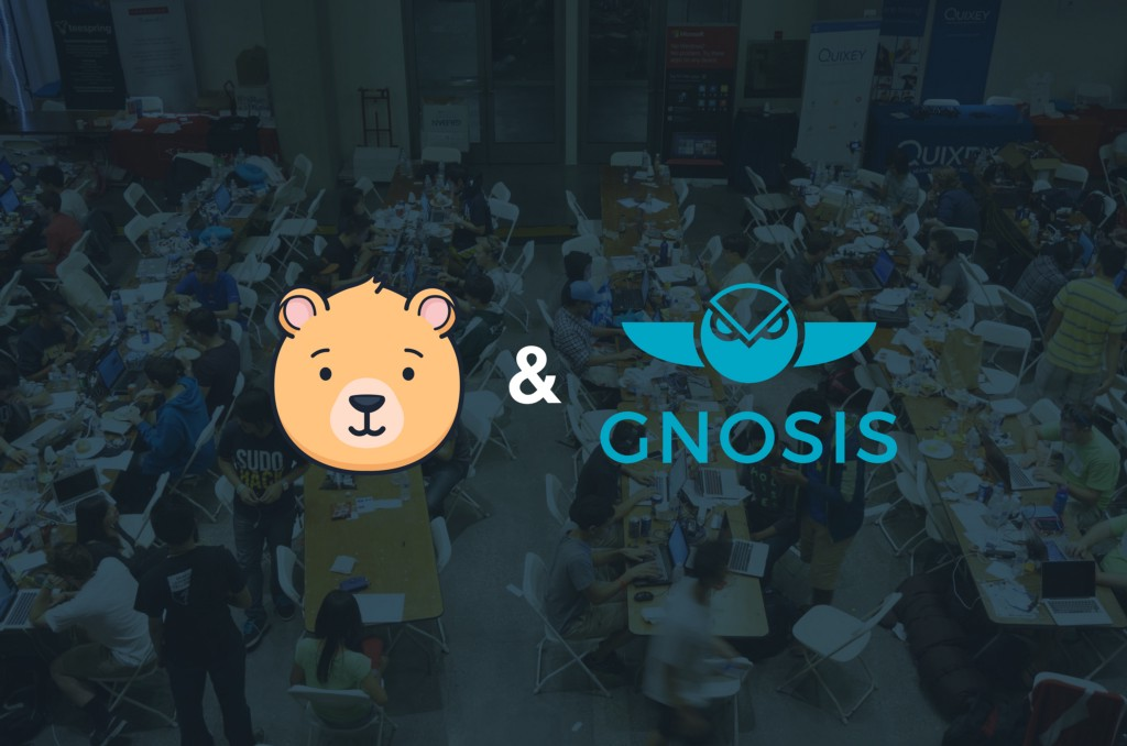 36 hours for students to hack away on Gnosis use cases at