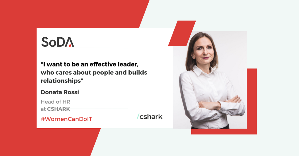 """Women Can Do IT: """"I want to be an effective leader, who cares about people and builds…"""