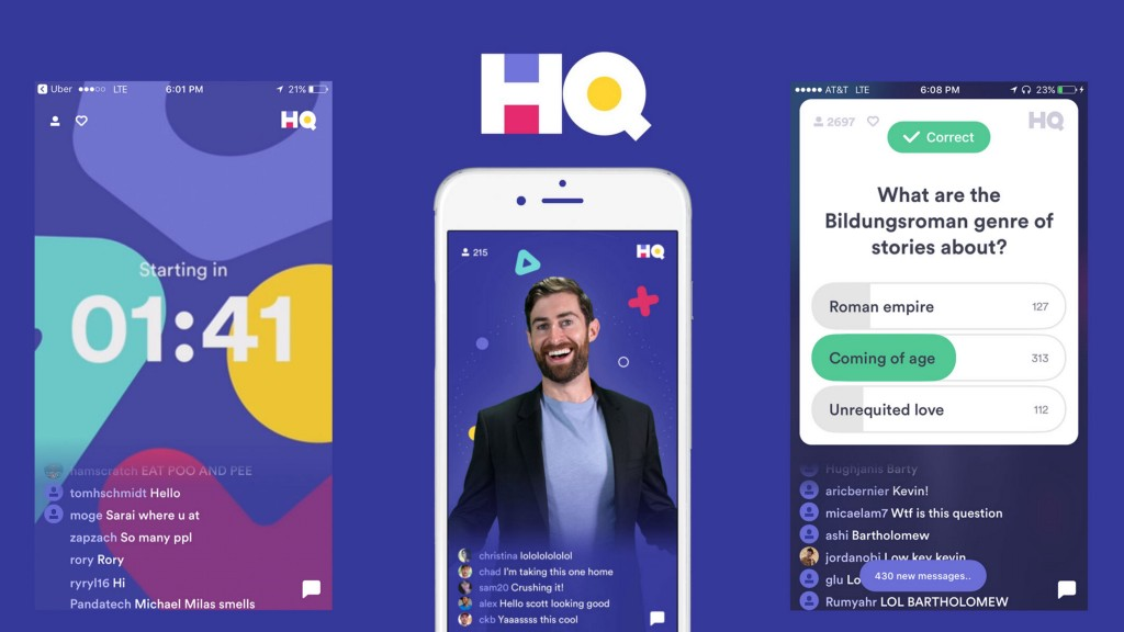 HQ Trivia lands on Android, get paid real money in this entertaining quiz game