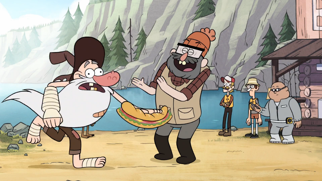 gravity falls season 3 2018 episode 1