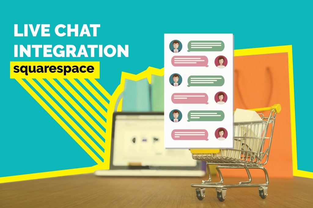 Live chat plugin sqaurespace