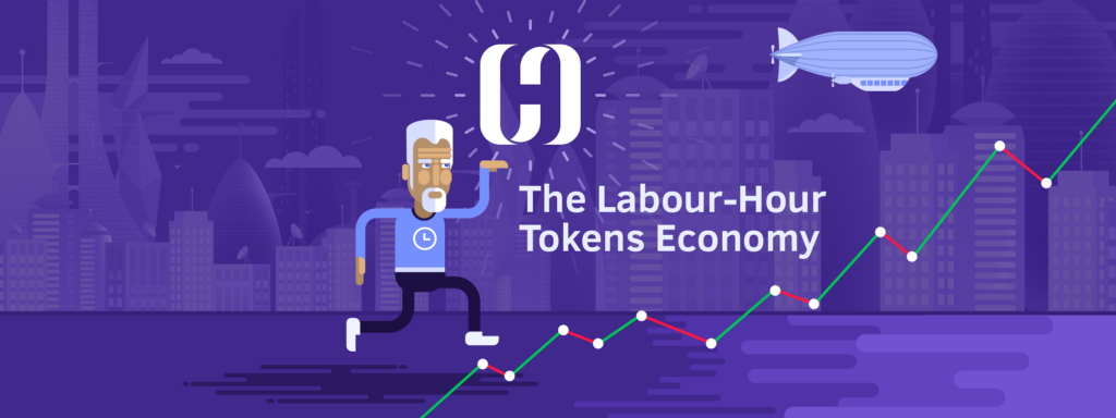 The Labour-Hour Tokens Economy