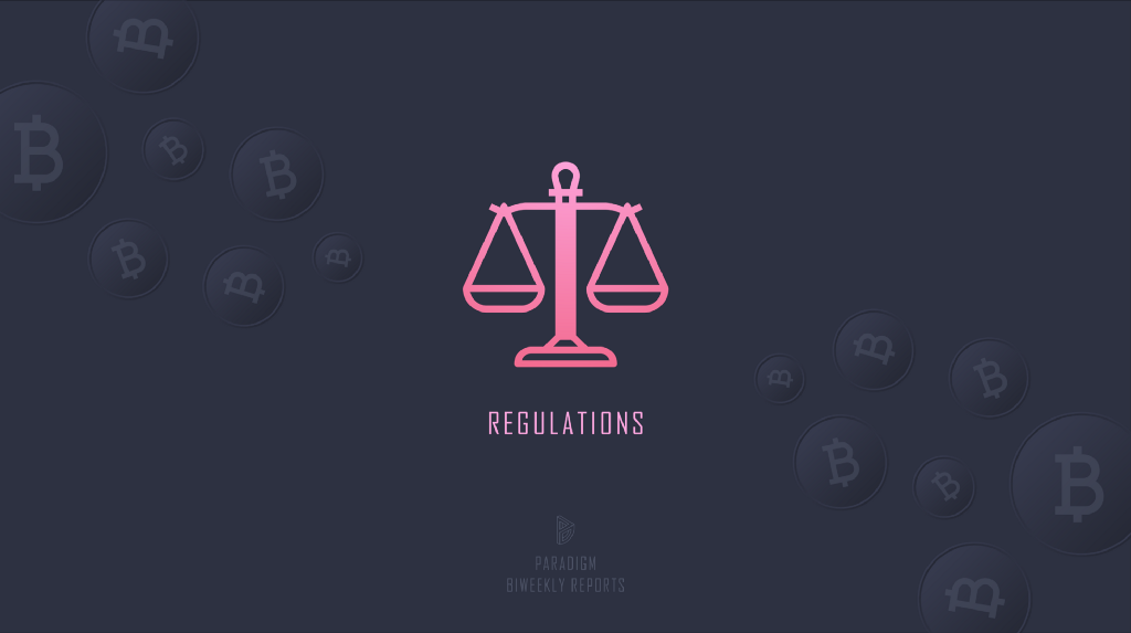 Crypto Regulation News: El Salvador becomes the first country ever to make bitcoin legal tender…