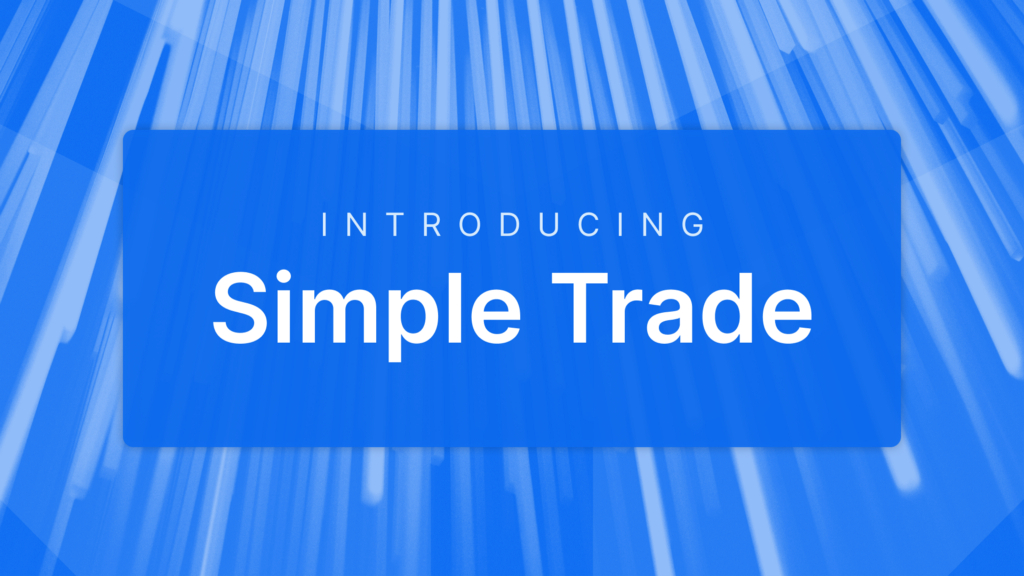 Introducing Simple Trade