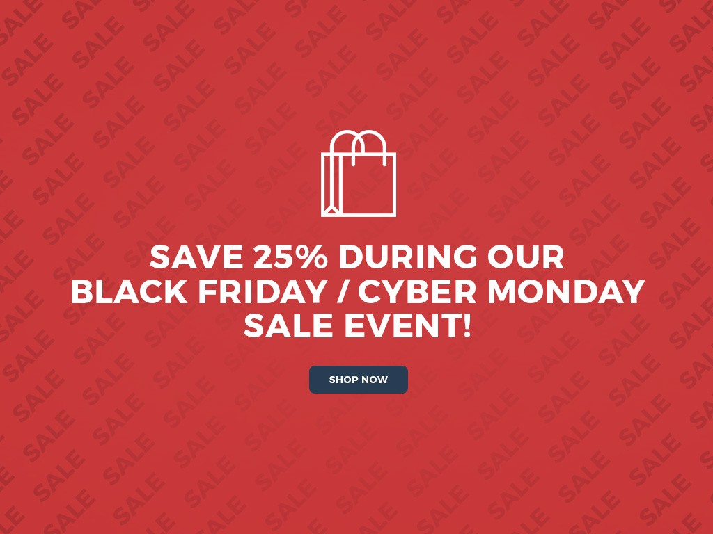 720547cd44889 Our Black Friday Cyber Monday Sale Event Starts — Now!