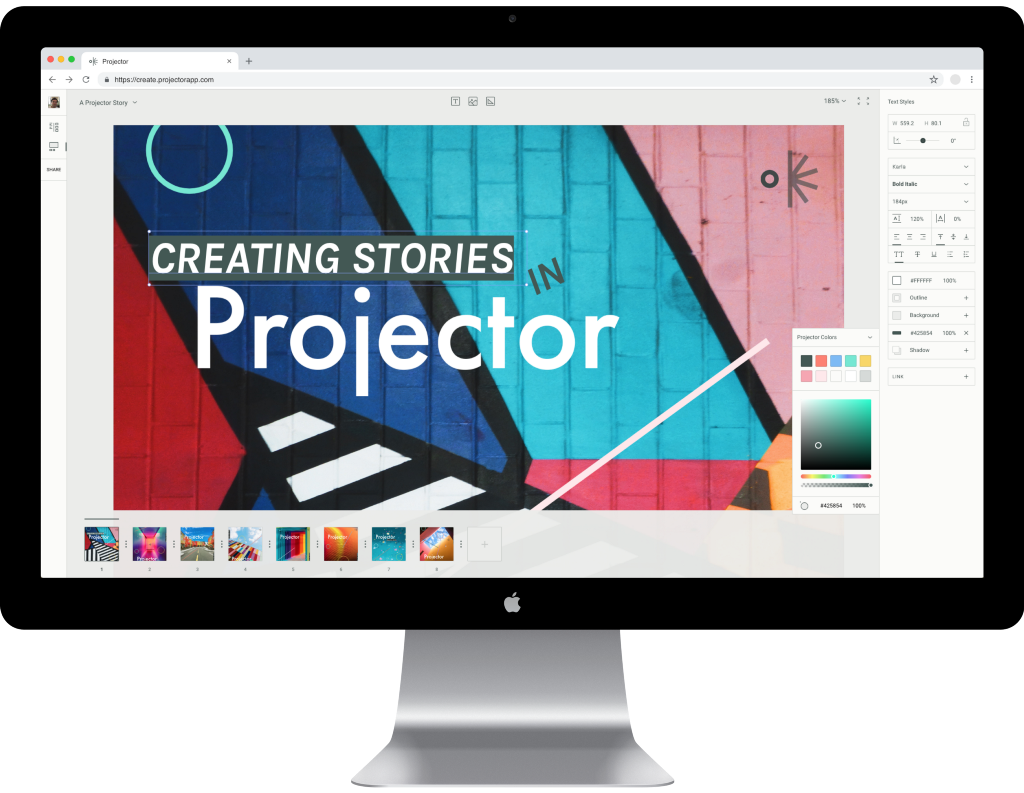 Announcing Projector—A Startup I've Been Excited to Tell You About for Years