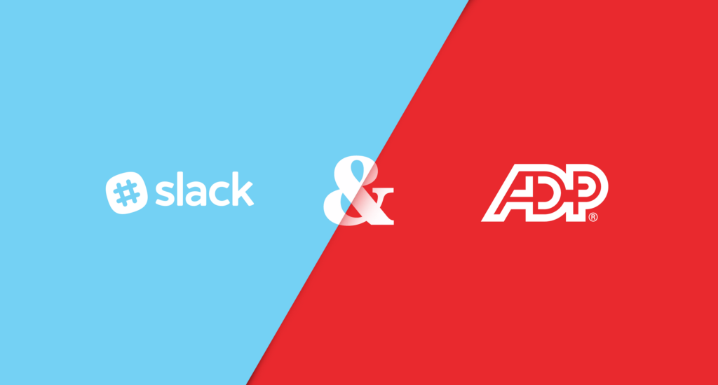 Slack and ADP: Looking up pay stubs and booking time off just got a lot easier