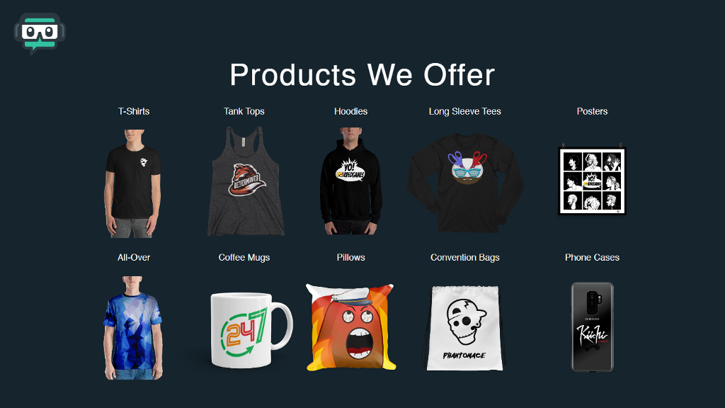 Introducing — Lower Streamlabs Merch Pricing!