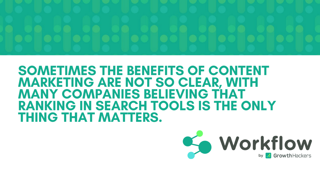 12 Great Benefits of Content Marketing 1