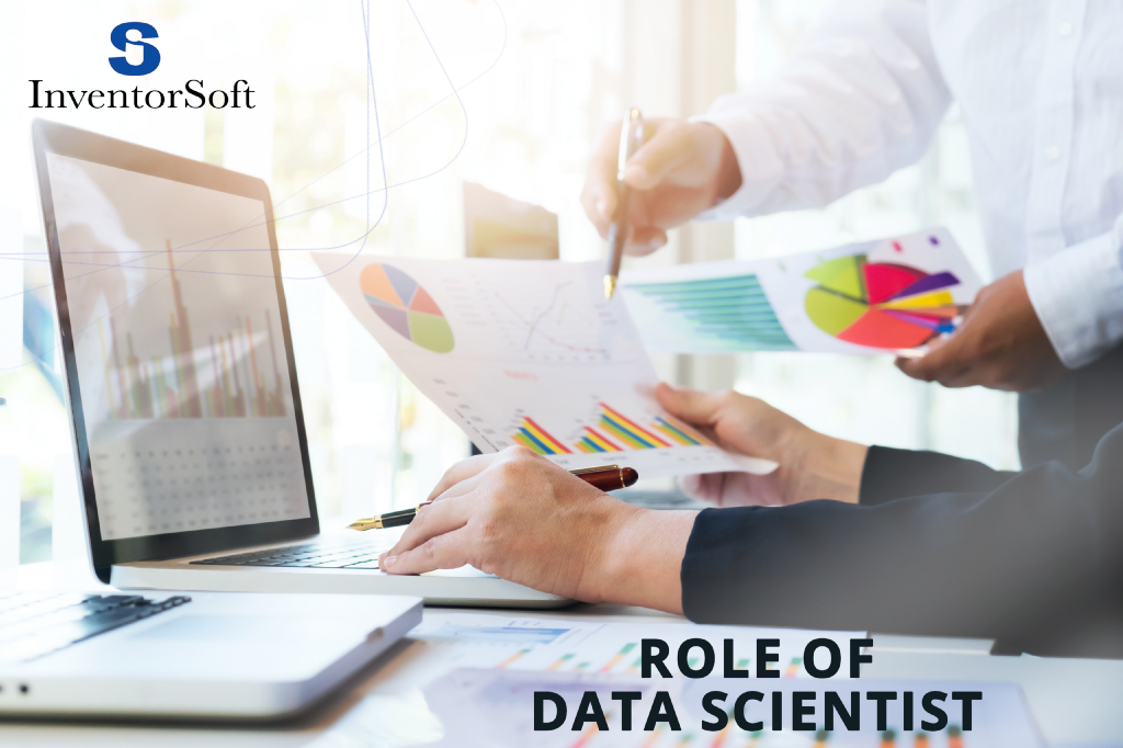 What is the role of a data scientist?