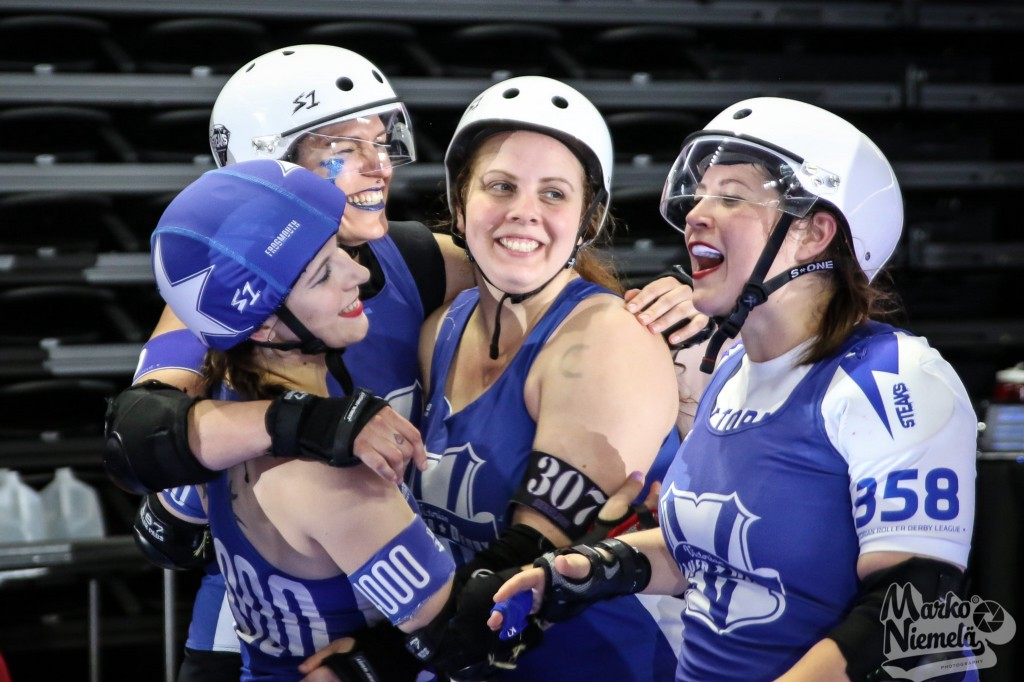 In Search of the Greatest WFTDA Team of All Time