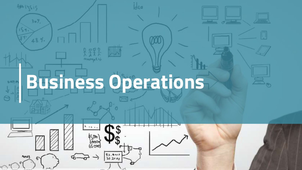 business operations overview presentation business operations medium