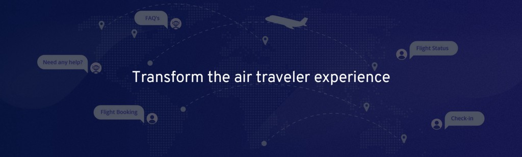 Airline Chatbot by PopcornApps | Transform the Air Traveler experience