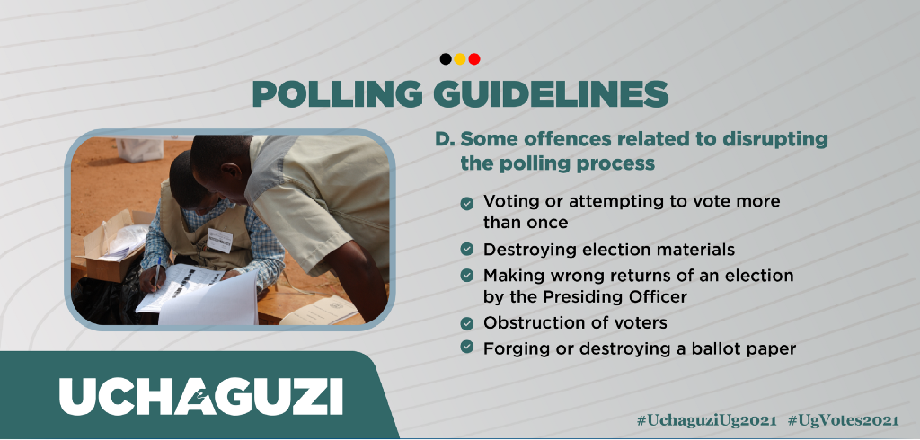Uchaguzi -Access to electoral information through our digital tools