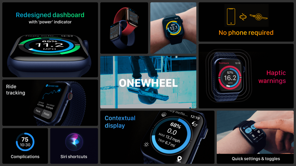 Shots of the interface and various features, which are explored in detail further down in the article.