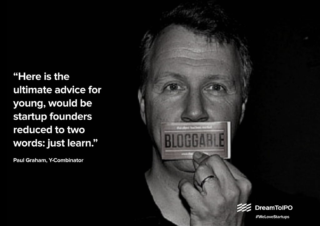 paul graham essays on startups An infographic summary of paul graham's essay about how the most successful startups scale in unscalable ways if you are an actual startup you will do anything to get users - go to their house, like a missionary, sit with them and help them set up your service on their computer.