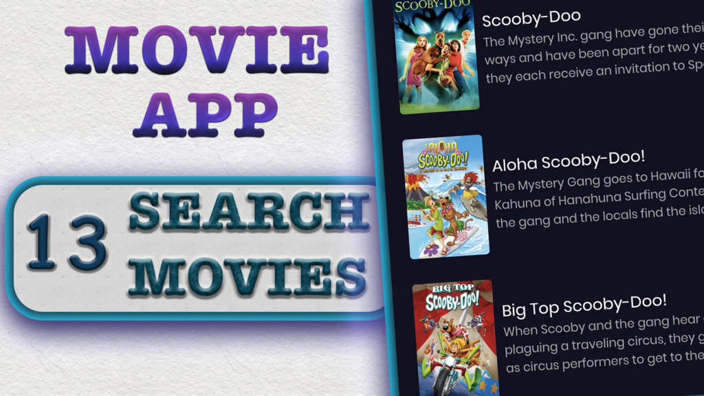 Complete Movie App—Search Movies (13)