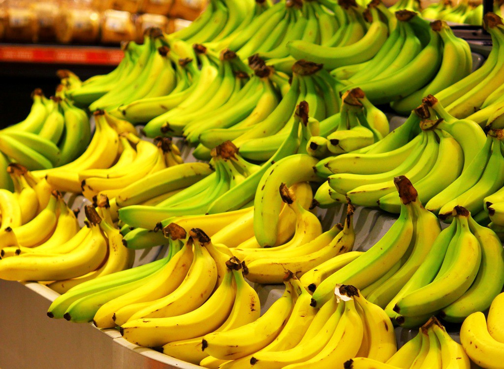 Large bananas from brazil