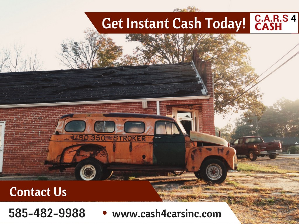 How does someone sell their junk car? – Cars 4 Cash – Medium