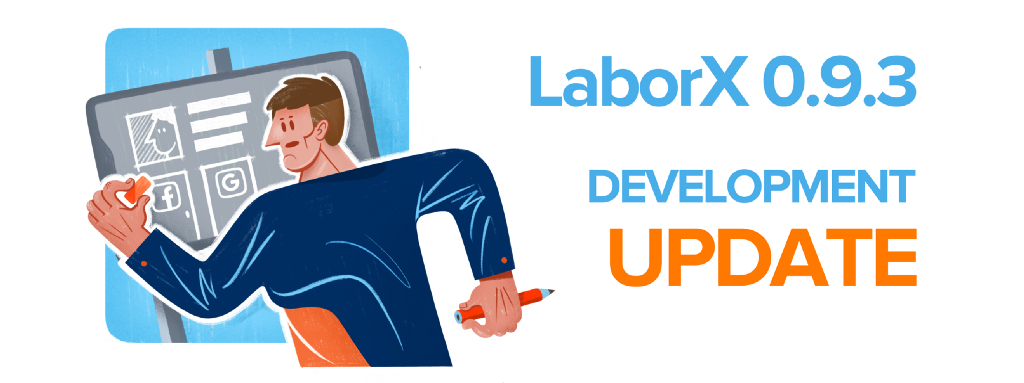 Development Update: LaborX 0.9.3
