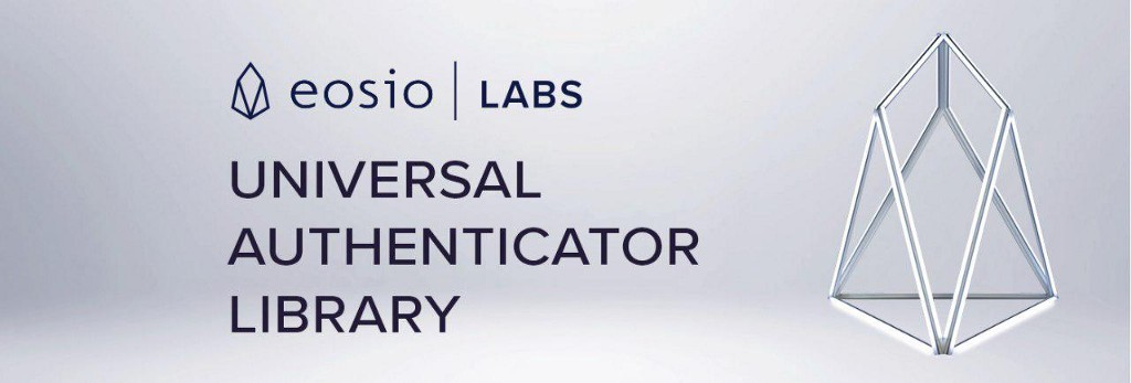 EOSIO Labs™ Release: The Universal Authenticator Library (UAL) — Increasing the Accessibility of…
