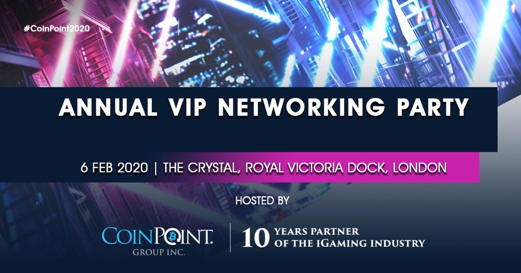 The iGaming industry meets blockchain business on Feb 6th 2020 during its annual VIP…