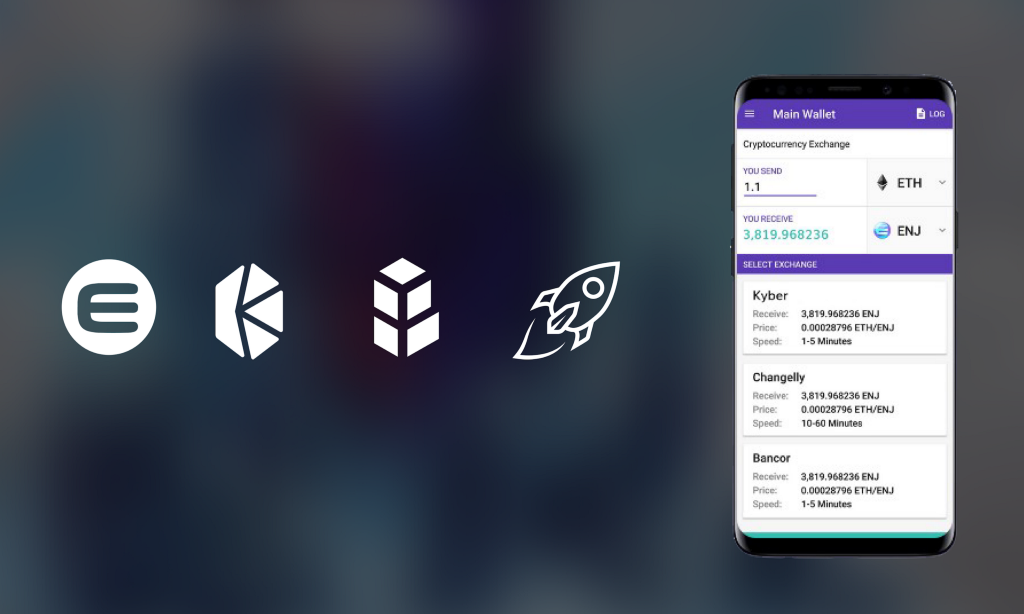 Building Through the Bear Market: Enjin Wallet Swap