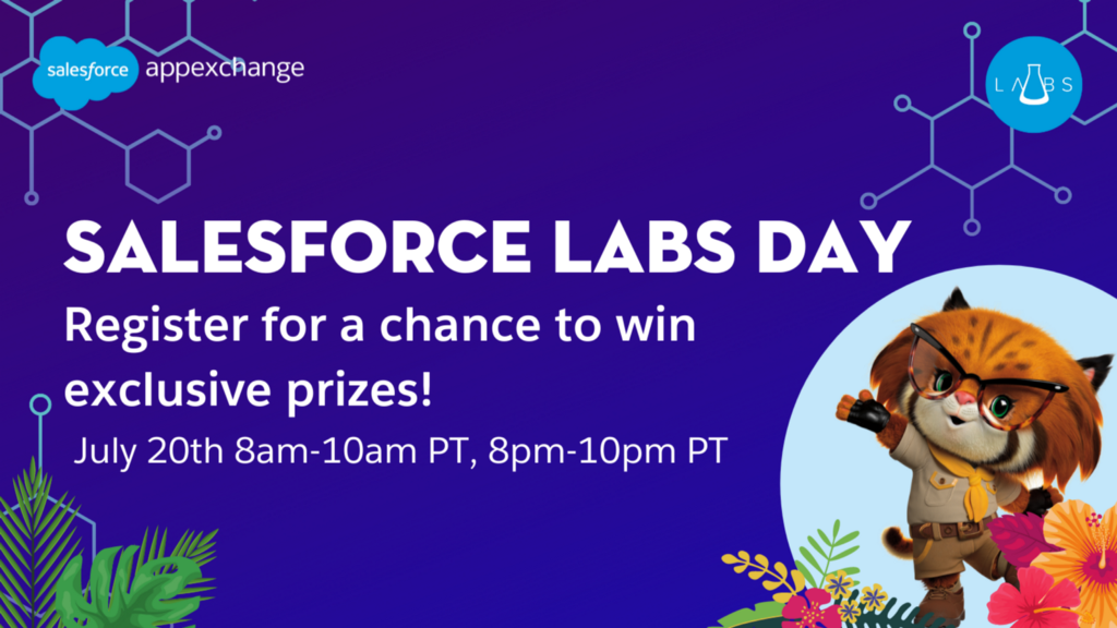 Salesforce Labs Day: Everything You Need to Know About the Event