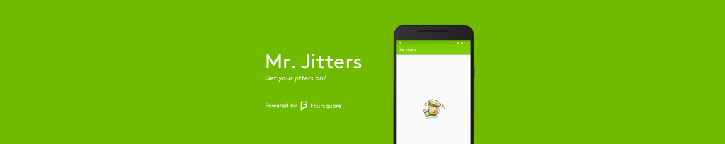 Mr. Jitters powered by Foursquare