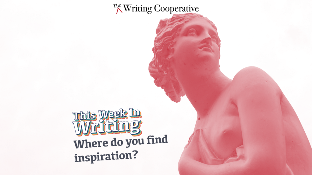 Where Do You Find Inspiration?