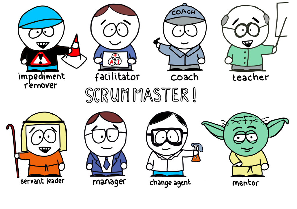 The Scrum Master as the Leader of the Future
