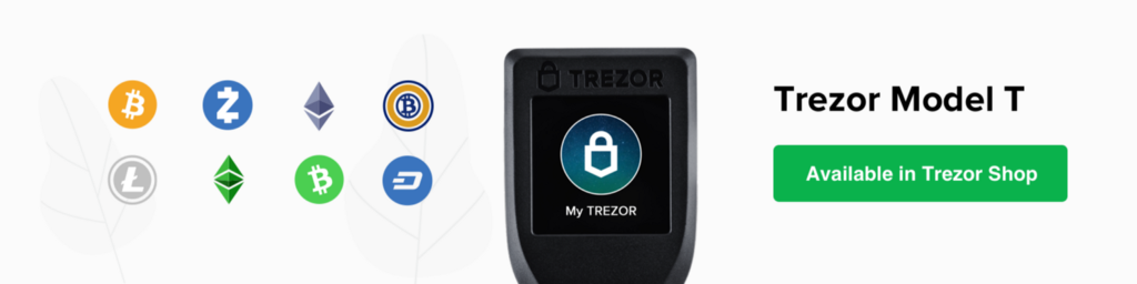 How to Buy Cryptocurrency With Trezor