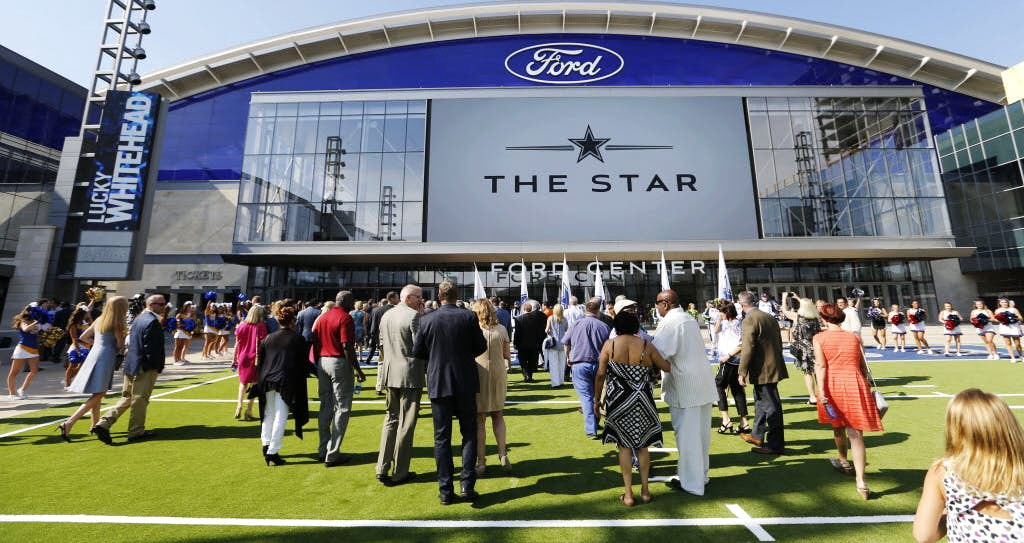 8 Things To Do At The Star In Frisco Ben Wright Medium
