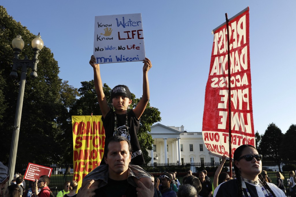 Standing Rock Sioux claim 'major victory' in Dakota Access fight
