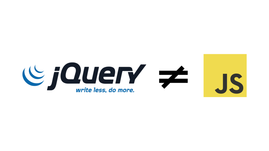 You Truly Don't Need jQuery