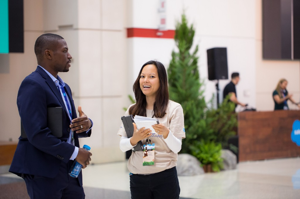 How Non-Profits and Salesforce Technology Work Together to Transform Lives