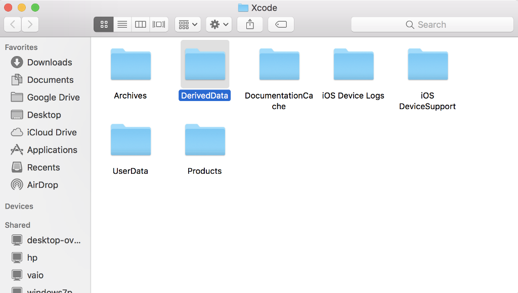 How to fix Xcode indexing endless problem (a different way)