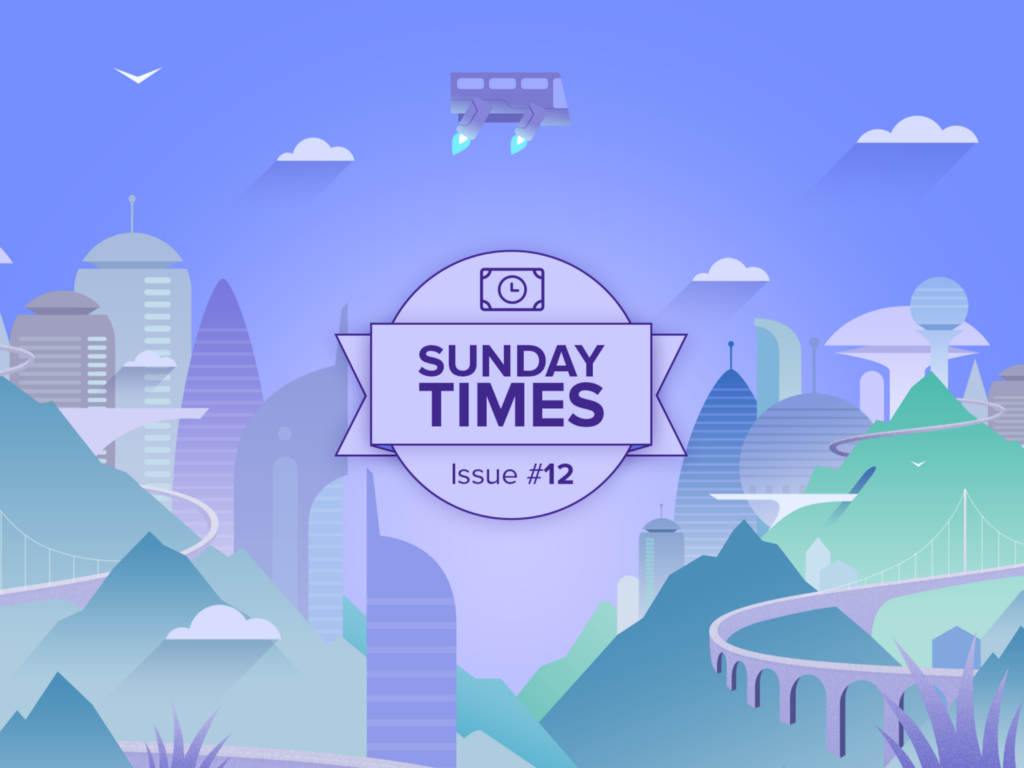 Sunday TIMEs Issue #12
