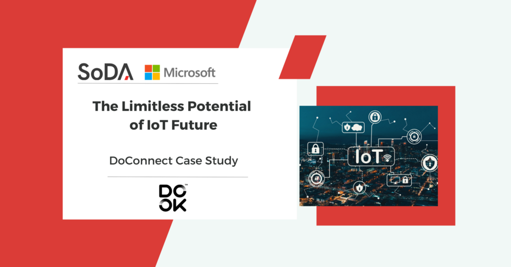 The limitless potential of IoT future—DoConnect case study
